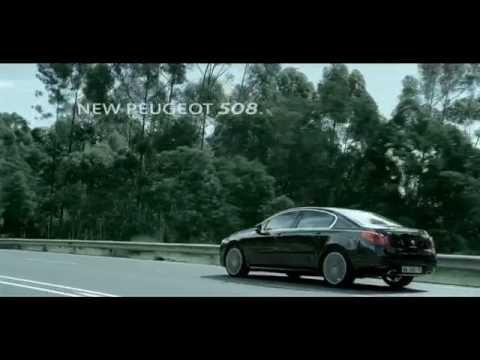 Peugeot 508 Spot Publicitario Quality Time