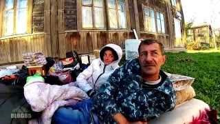 В Южно-Сахалинске выселенные люди живут на улице