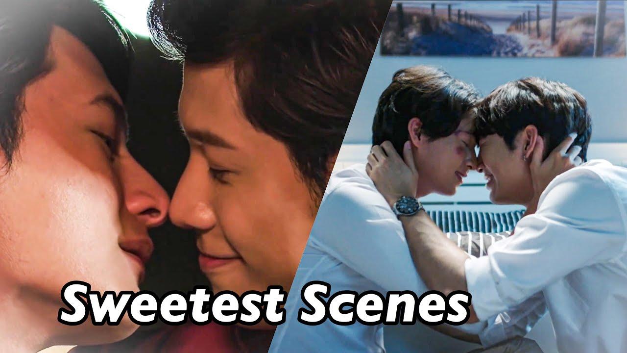 10 sweetest scenes in thai bl series