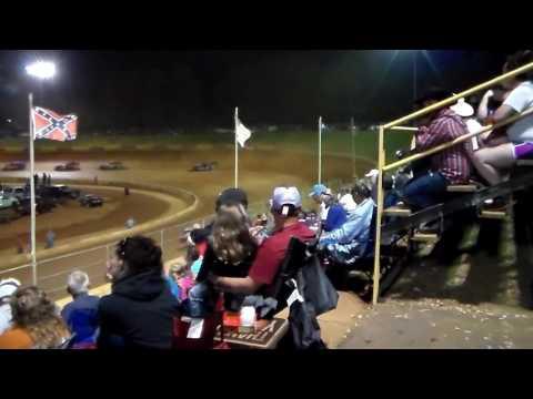 Friendship Motor Speedway(SUPER STOCK 4's) 9-17-16
