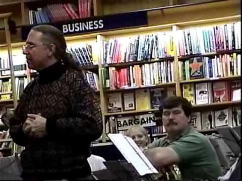 Tuba Christmas 1999 Borders Book Store Omaha