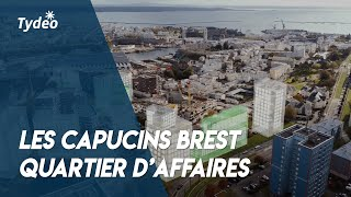 Brest Life - Quartier d'affaires des Capucins - TYDEO BUSINESS