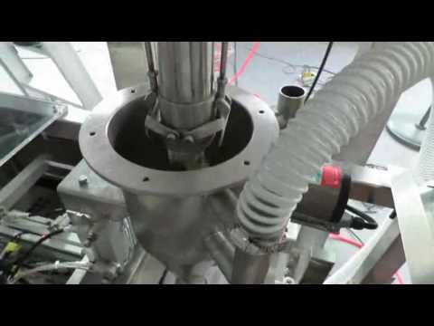 Automatic doy packing machine
