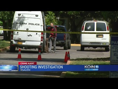 1 victim in Salem apartment shooting