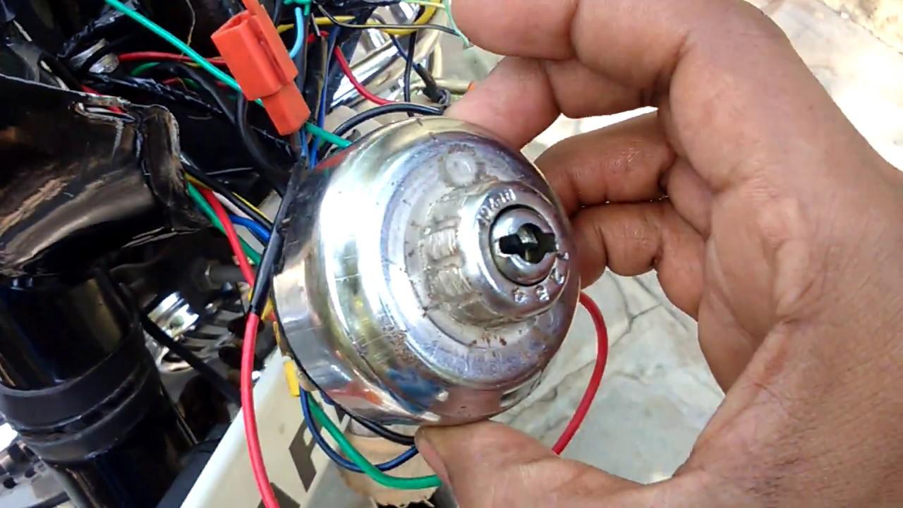 instalation of wiring harness in yezdi jawa yezdi jawa spares are available 9491220222  [ 1280 x 720 Pixel ]