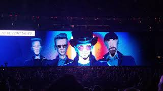Elevation by U2 T- Mobile Arena May 2018