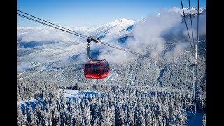 惠斯勒位於溫哥華以北兩小時車程, 坐落在太平洋海岸山脈之上, 峰巒壯麗, 湖泊森林景色宜人, 雪道有兩百條以上, 是美洲第一滑雪勝地. Whistler...