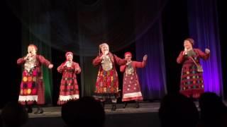 Бурановские Бабушки - Мне Снова 18 (Концерт 22.10.2016)