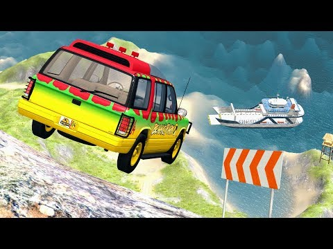 Cliff Madness #11 – BeamNG Drive