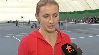 Леся Цуренко - откровения теннисной примы