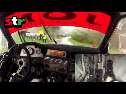 Rallysprint Hondarribia 2014 Txus Jaio - Jesus Urkidi TC 1