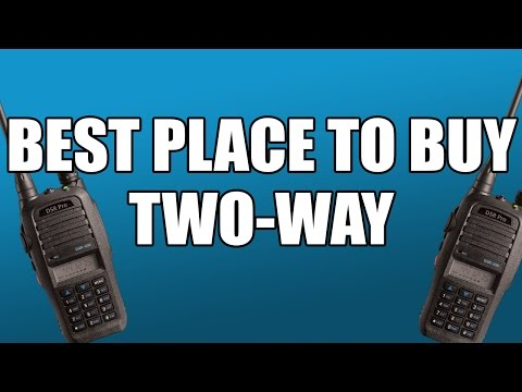 BEST PLACE TO BUY TWO-WAY RADIO BATTERIES