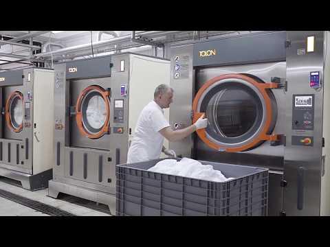 TOLON Çamaşırhane Sistemleri Granada Luxury