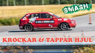 YOUTUBERACET - Tävlar i Rally!