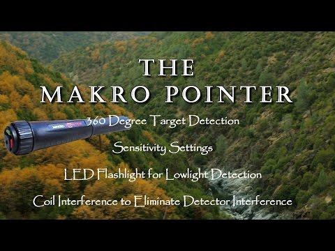 The WaterProof Makro Pointer