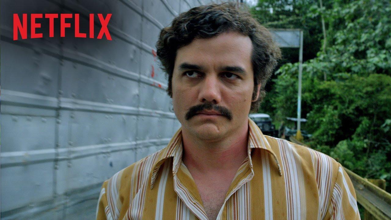 Foto De Pablo Escobar >> Narcos – Trailer oficial 2 legendado – Netflix [HD] - YouTube