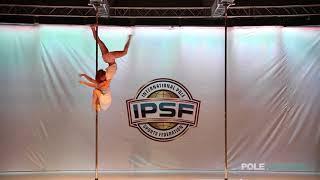 Renata Molnar   Violetta Prokl - IPSF World Pole Championships 2018
