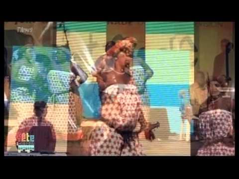 POUSSY MAKINDO : FETE DE LA MUSIQUE 2015 (GABON) // AFRICA CULTURE