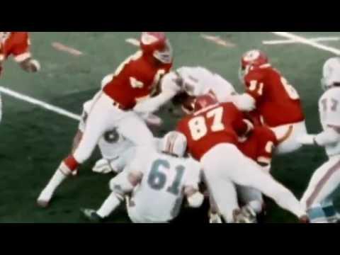 1971 Afc Divisonal KC vs.Mia