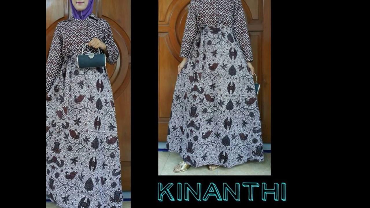 Wa 0812 2533 6662 Model Baju Batik Keluarga Buat Lebaran 098 Couple