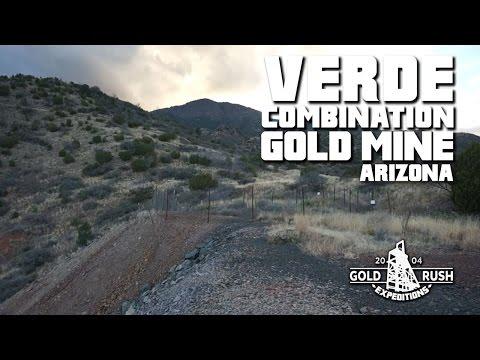 Verde Combination Gold Mining Claim - Arizona - 2017