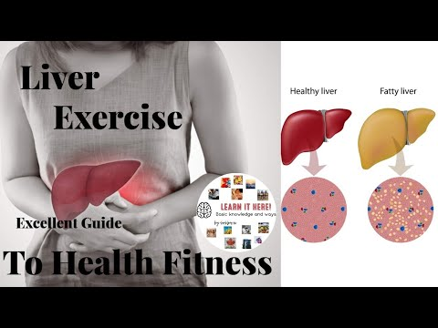 Liver Exercise  Excellent Guide to Health Fitness #liverexercise