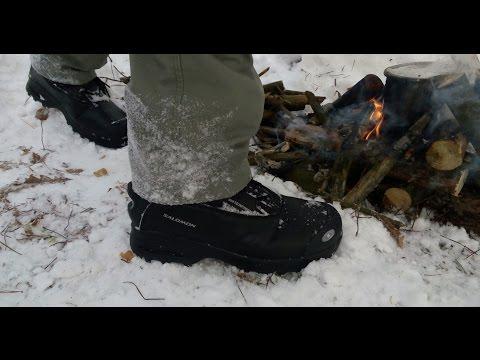 Зимние ботинки Salomon Tundraиз YouTube · С высокой четкостью · Длительность: 7 мин44 с  · Просмотры: более 5.000 · отправлено: 09.01.2017 · кем отправлено: Alexandr Som