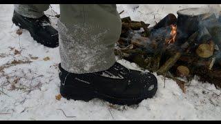 Зимові черевики Salomon Tundra