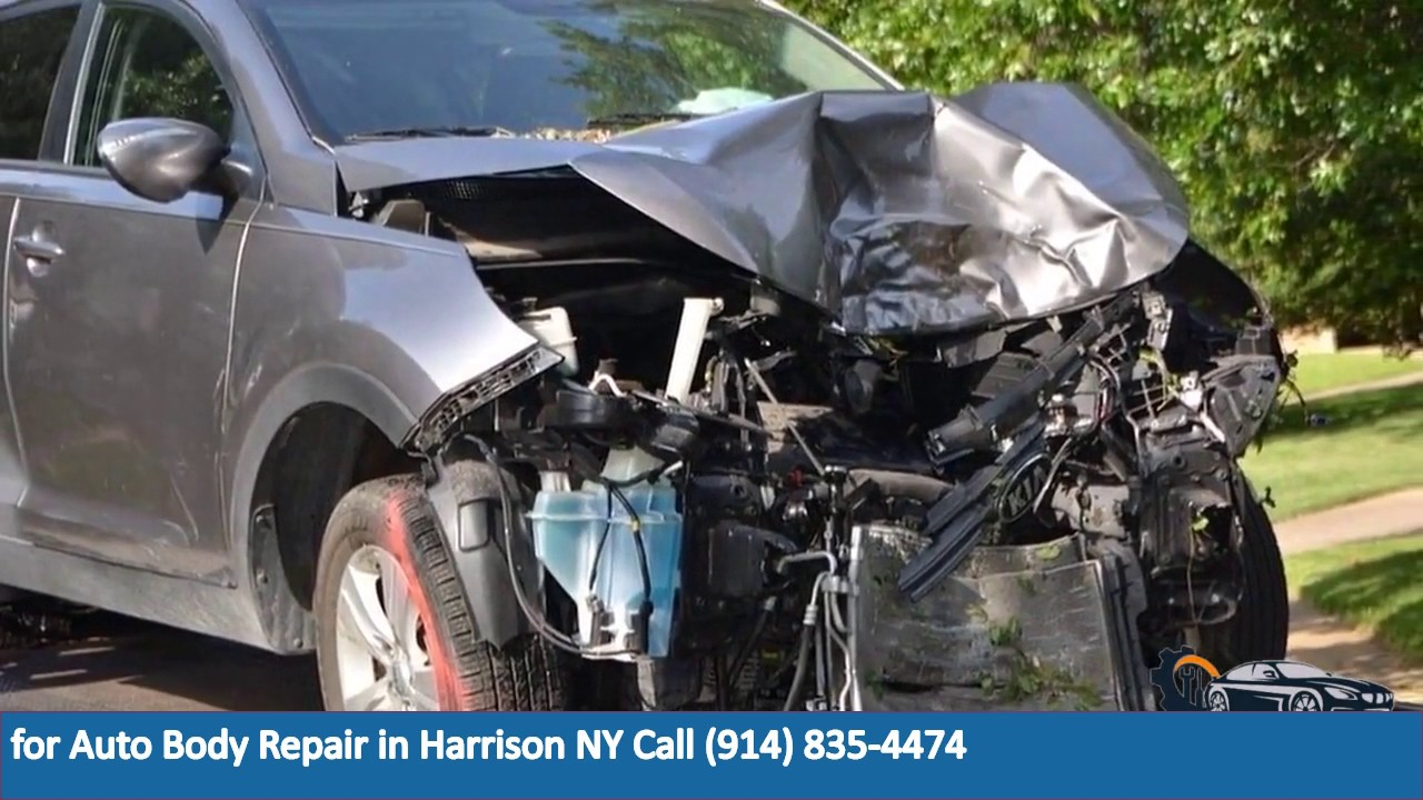 Collision Repair Near Me >> Auto Body Repair Near Me 914 835 4474