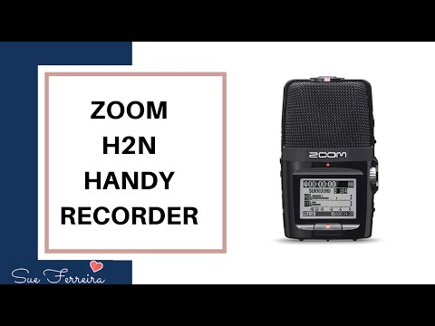 Zoom H2N Microphone Audio Recorder Review