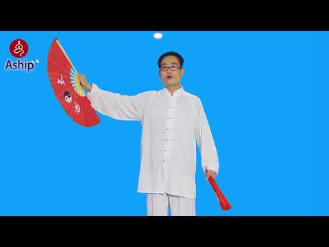 what is the differences between bamboo tai chi fan and ABS PVC Tai Chi fan
