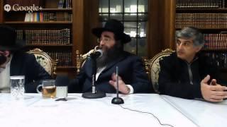 Torah Class By Rabbi Yoshiyahu Yosef Pinto - 06.11.14 - שיעור תורה מפי האדמו״ר הרב יאשיהו יוסף פינטו