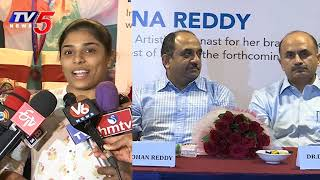 Gymnast Aruna Reddy Hopes to Recover Soon for Olympics