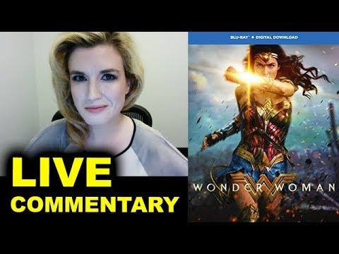 Wonder Woman Full Movie COMMENTARY