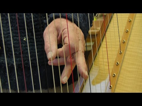 How To Identify A Harp String & Which Octave Is It In?