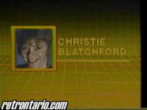 The Toronto Sun Drama 1986
