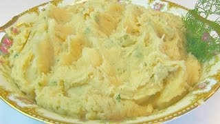 Betty's Buttermilk Ranch Whipped Potatoes