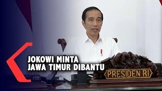 Jokowi Minta Jawa Timur Dibantu Gugus Tugas, TNI dan Polri Tangani Covid-19
