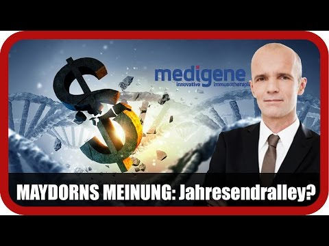 Maydorns Meinung: DAX, Nordex, Medigene, Deutsche Bank, BMW, Bayer, Deutsche Telekom, T-Mobile US