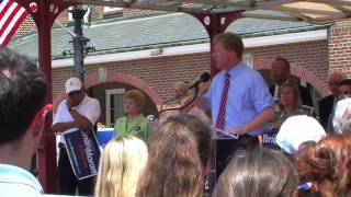 Brian Moran Primary Election Rally -VOTE JUNE 9th!!