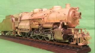 4-10-0 John Allen Tribute Locomotive