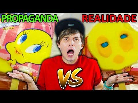 PROPAGANDA VS REALIDADE ☆ Por Quê Nos Enganam? ☆