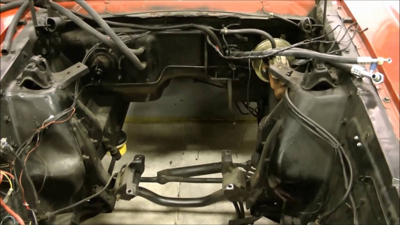 1966 Electric Mustang Conversion Part 1