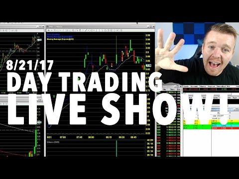 Monday Morning HOT STOCKS! Day Trading LIVE