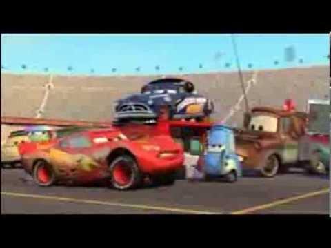 Cars 2 francesco et flash mc queen italie baraem dessin anime youtube - Dessin anime flash mcqueen ...