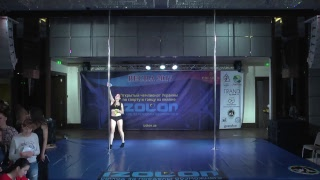 Открытый чемпионат Украины по спорту и танцу на пилоне. День 2. Часть 2.