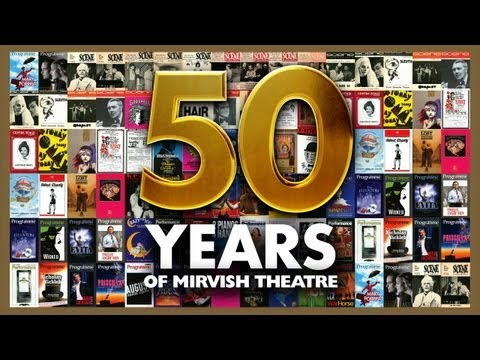 50 Years of Mirvish Theatre