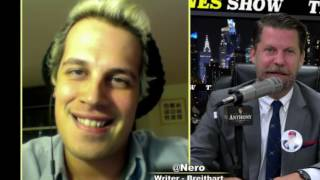 Milo Yiannopoulos tells HILARIOUS Story to Gavin McInnes