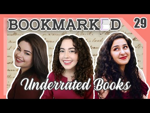 BOOKMARKED | Chapter 29: Underrated Books