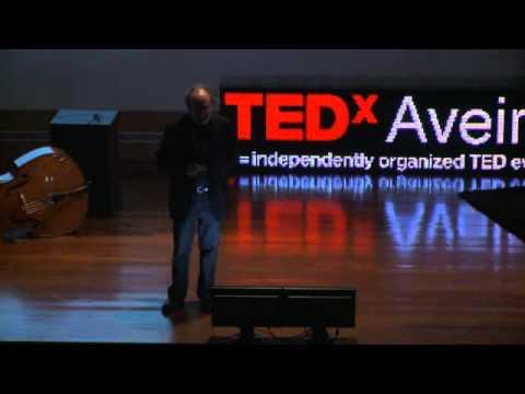 TEDxAveiro 2010 - Jorge Alves - Ideias, percepções, contextos e o quadrado descriativo